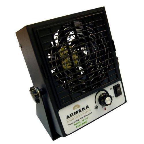 Portable ionizing air blower (AE-103)