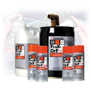 Flux Removers
