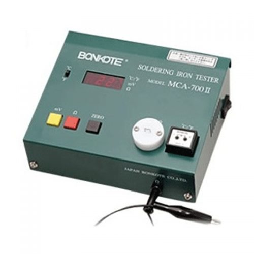 Measurement Instrument for Soldering Iron