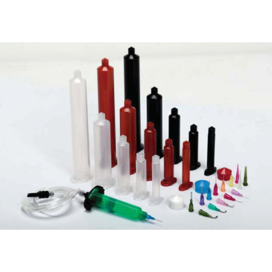 Syringe barrels, Dispensing Tips & Accessories