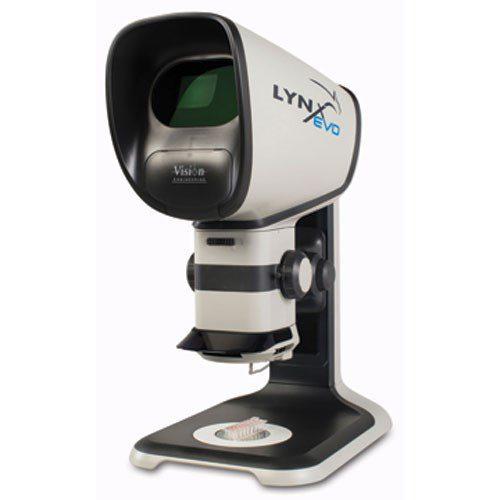 Eyepiece-less Stereo Microscope
